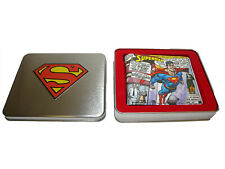 Mens Superman Classics Wallet packed in presentation tin