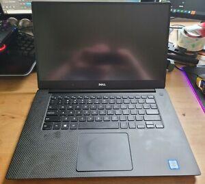 Dell Precision 5520 intel Xeon Nvidia Quadro M1200 16GB/i7-7820/256GB
