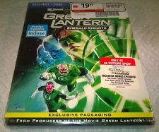 Green Lantern Emerald Knights (Blu-Ray, 2011, Canada) Futureshop Exclusive NEW