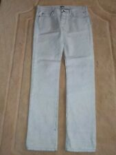 Mens Naked & Famous Skinny Guy Reverse Fade Jeans 34 Waxed