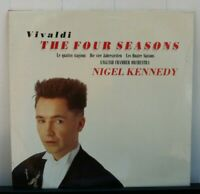 Nigel Kennedy  Vivaldi The Four Seasons Original Vinyl LP EMI LPNIGE2 UK