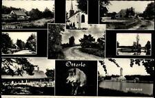Otterlo Gelderland Mehrbildkarte 1967 Mossel St. Hubertus de Koperenkop Kerk u.a
