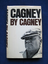 CAGNEY BY CAGNEY - Memoirs - SIGNED by JAMES CAGNEY - RARELY FOUND INSCRIBED