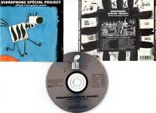 """VIBRAPHONE SPECIAL PROJECT & THE BRASS GANG """"In Concert"""" (CD) 1995"""