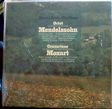 Mendelssohn/Mozart/Laredo/Schneider  Octet; Concertone    Columbia