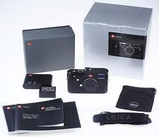 Leica M (Typ 240) Gehäuse Body wie neu OVP, BOXED Leica-Fachhändler 10770 * 2408