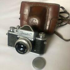 Zenit-C Camera & Objektiv Industar 50 3,5/50 Kamera ZENIT B made in USSR