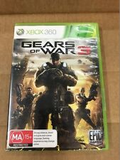 Gears Of War 3 xbox 360 (works on Xbox One)