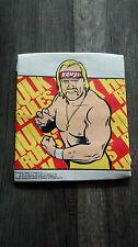 Hulk Hogan vintage WWE WWF hand bag Hulkamania Wrestlemania VERY RARE !!!