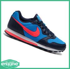Nike MD Runner 2 GS Scarpe sportive Ragazzo in Pelle colore Blue numero 36