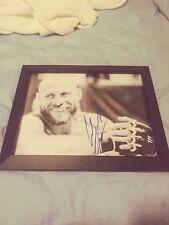 "Donald ""Cowboy"" Cerrone UFC Fighter MMA Signed 11x14 Framed Photo"