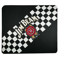 JIM BEAM Pola Fleece Throw Rug Blanket Christmas Fathers Day Gift Man Cave