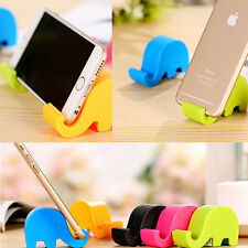 Universal Cell Phone Mini Elephant Holder Stand for HTC iPhone 6/5/4/4S Samsung