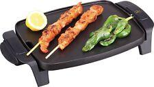 Plancha de Asar Cocina Electrica Jata GR205 Antiadherente 1000W
