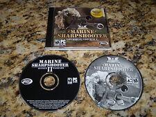 Marine Sharpshooter & Marine Sharpshooter II Jungle Warfare (PC)
