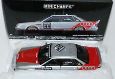 Audi V8 quattro DTM 1992 #44 no.44 Team SMS H.J. Stuck Minichamps 100921044 1:18