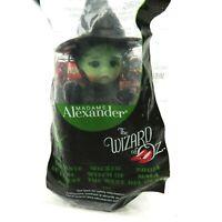 2008 Madame Alexander Wizard of Oz Doll McDonalds Toy - Wicked Witch #5 NIP