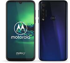 Motorola Moto G8 Plus Cosmic Blue, Dual Sim, 64GB 4GB Warranty - No Brand