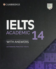 Cambridge English IELTS 14 ACADEMIC Practice Tests with Answers 2019 @NEW@