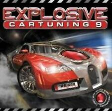 EXPLOSIVE CAR TUNING 9 - MEDXION, MICHAEL JAY, DJ YARGO, VIBES - 2 CD NEU