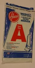Hoover Vacuum Cleaner bags package of 3 for Type A Upright models