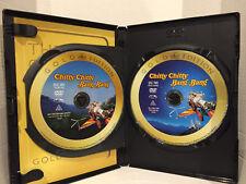 CHITTY CHITTY BANG BANG ~ GOLD EDITION ~ 2 DISC AS NEW PAL DVD SET ~ BONUS DISC