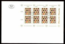 Austria 1990 Stamp Day Sheet FDC #S605