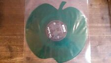 BEATLES - LOVE ME DO - GREEN APPLE SHAPED VINYL LIMITED EDITION - NEW