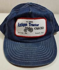 VTG OTTO Denim 1996 11th Annual Antique Tractor & Engine Show Stonewall Texas