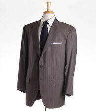 Imperfect $8995 KITON Lightweight Super 180s Wool Suit Athletic-Fit 44 R (Eu 54)