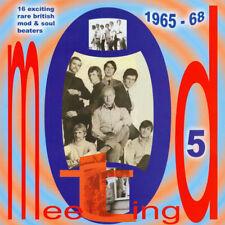 LP MOD MEETING VOL. 5  FREAKBEAT SOUL BEAT MOD VINYL