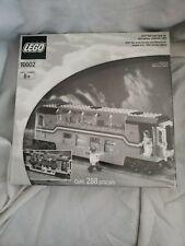 Lego Train Legends 10002 ~ 4547 Railroad Club Car New