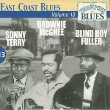 SONNY TERRY BROWNIE MC GHEE - LES TRIOMPHES DU BLUES - CD 25 TITRES