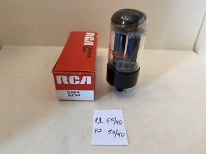 RCA 5AR4 / GZ34 - VACUUM TUBE - TESTED