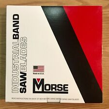 "MK Morse 64-1/2"" x 1/2"" Bandsaw Blade Carbon 14 TPI for Metalworking"