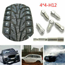 200 PCS Car Tires Studs Screw Snow Spikes Wheel Tyres Snow Chains Studs