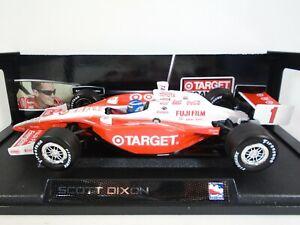 2004 Scott Dixon #1 Target Ganassi Racing G-Force Toyota 1:18 Diecast GreenLight