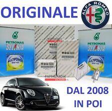 KIT TAGLIANDO FILTRI + OLIO SELENIA + FILTRO GAS ALFA ROMEO MITO 1.4 GPL