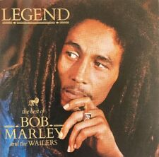 BOB MARLEY AND THE WAILERS LEGEND THE BEST OF CD ATCO ATLANTIC USA CLUB PRESSING