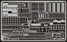 Eduard 53017 1/350 Liberty Ship Detail Set for Trumpeter Kit