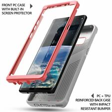 Poetic Revolution Pink Case Full-Body Rugged Heavy Duty For Galaxy Note 8