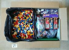 9 Kg LEGO - everything you see in the photographs is included in this auction
