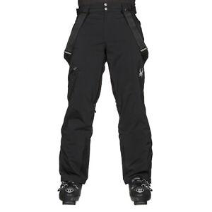 Spyder Men's Dare Athletic Ski Snowboarding Pants, Size XXL, 2XL Inseam Regular