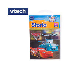 Vtech Storio Cars Toon Tokyo Master 5-7 Years Interactive E-Reading System