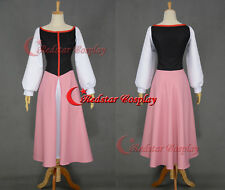 Eilonwy Cosplay Costume Dress from the Black Cauldron
