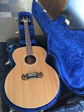 2006 Gibson J-100 Xtra Acoustic/Electric Bubinga