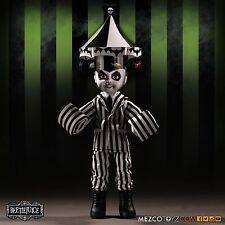 Living Dead Dolls presenta Beetlejuice Showtime Mezco En Stock!