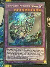 Yugioh - Chimeratech Megafleet Dragon - BLAR-EN085 - Secret Rare - 1st