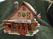 Dept. 56: Moggin Falls General Store - New England Village