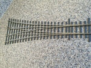 O Gauge THREEWAY POINT MARCWAY NEW UNUSED compatible with Peco track